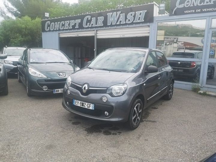 Renault Twingo INTENS GRIS FONCE Occasion - 1