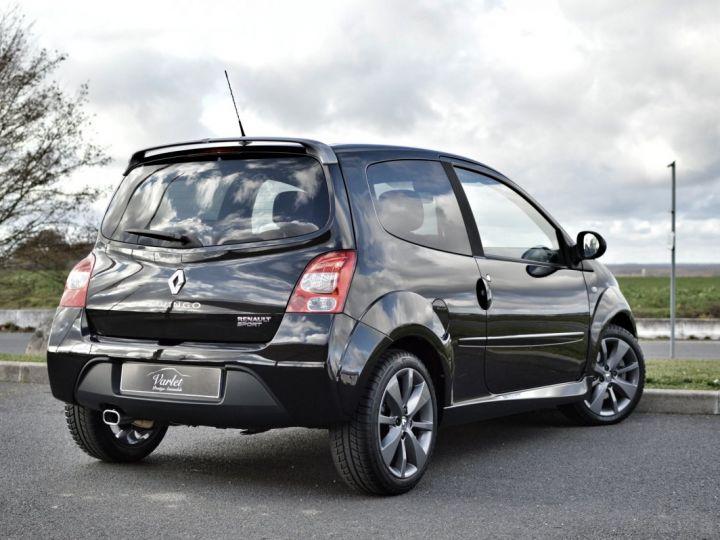 Renault Twingo RENAULT TWINGO II RS 1.6 16V 133ch VERITABLE 1ERE MAIN ENTIEREMENT D'ORIGINE COTE MONTANTE NOIR - 4