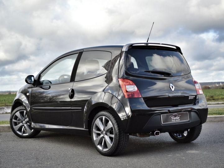 Renault Twingo RENAULT TWINGO II RS 1.6 16V 133ch VERITABLE 1ERE MAIN ENTIEREMENT D'ORIGINE COTE MONTANTE NOIR - 6
