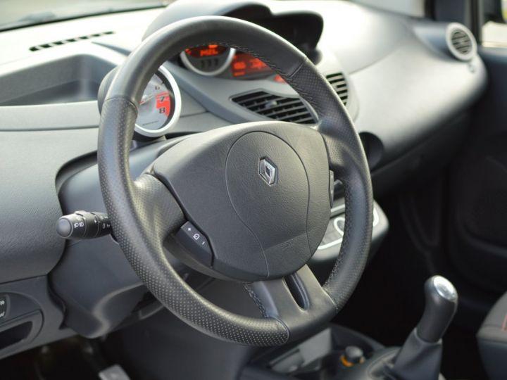 Renault Twingo RENAULT TWINGO II RS 1.6 16V 133ch VERITABLE 1ERE MAIN ENTIEREMENT D'ORIGINE COTE MONTANTE NOIR - 14