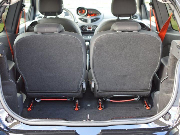 Renault Twingo RENAULT TWINGO II RS 1.6 16V 133ch VERITABLE 1ERE MAIN ENTIEREMENT D'ORIGINE COTE MONTANTE NOIR - 18