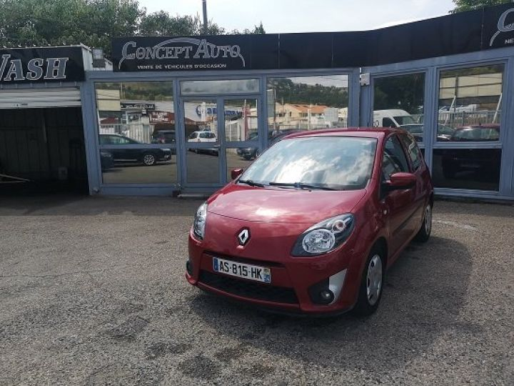 Renault Twingo WALKMAN EDTION LIMITED ROUGE METAL  Occasion - 1