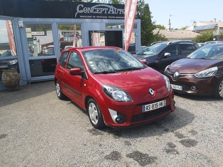 Renault Twingo WALKMAN EDTION LIMITED ROUGE METAL  Occasion - 2