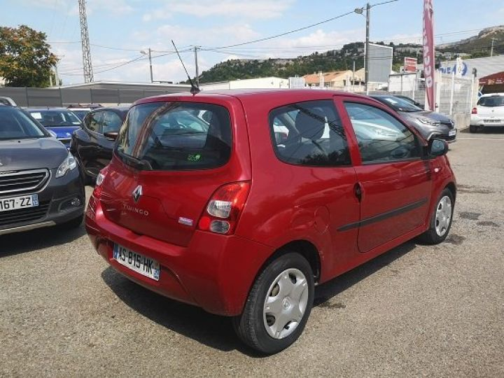 Renault Twingo WALKMAN EDTION LIMITED ROUGE METAL  Occasion - 3