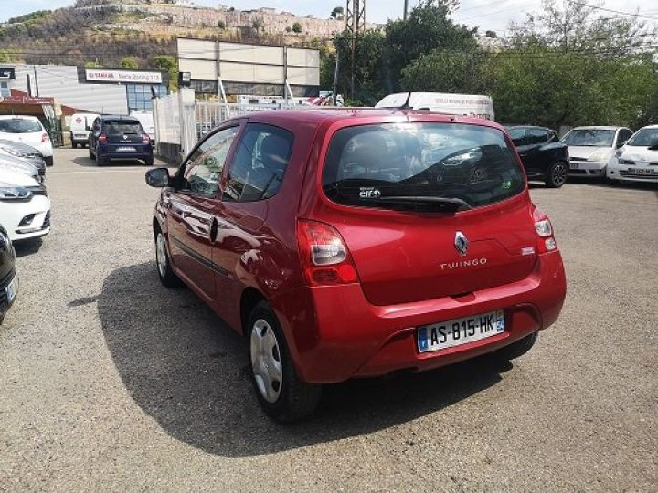 Renault Twingo WALKMAN EDTION LIMITED ROUGE METAL  Occasion - 4