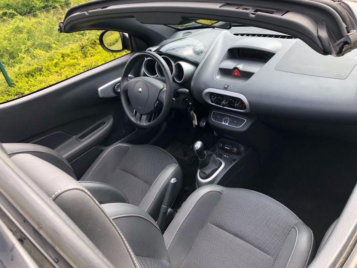 Renault WIND 1.2 TCE 100 DYNAMIQUE-50 Mkm c Noir Occasion - 3