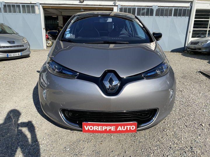 Renault Zoe INTENS CHARGE RAPIDE Gris C - 2