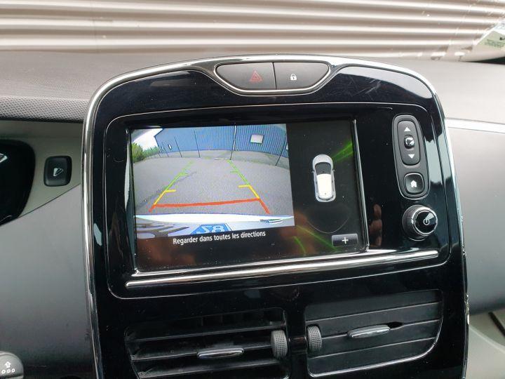 Renault Zoe intens charge rapide bva iii Blanc Occasion - 13