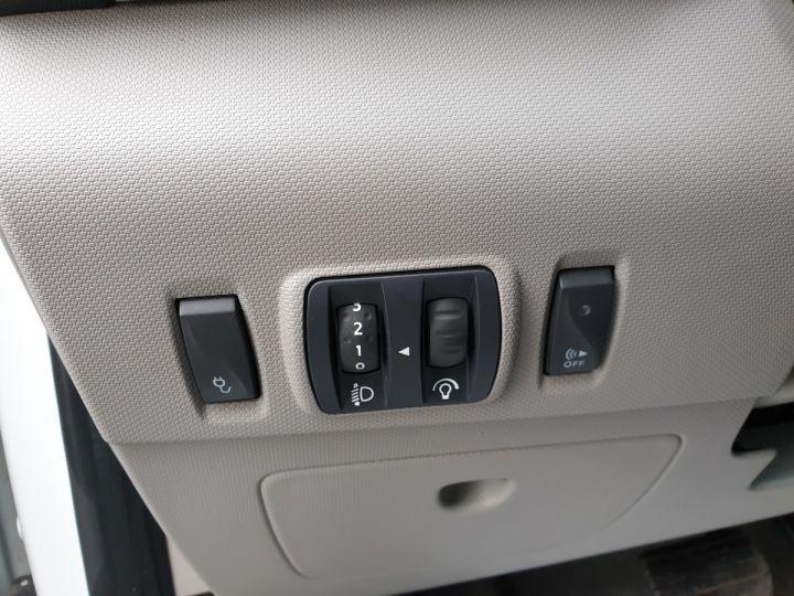 Renault Zoe intens charge rapide bva iii Blanc Occasion - 14