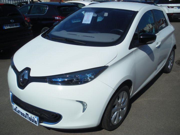 Renault Zoe ZOE INTENS blanc - 1