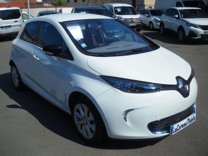 Renault Zoe ZOE INTENS blanc - 3