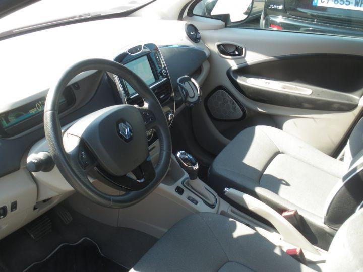 Renault Zoe ZOE INTENS blanc - 4
