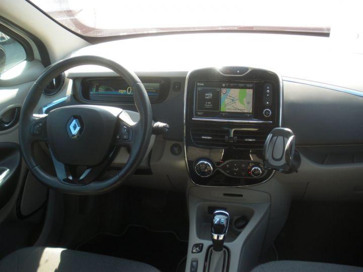 Renault Zoe ZOE INTENS blanc - 11