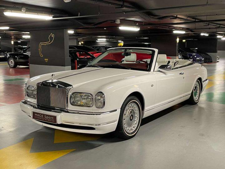 Rolls Royce Corniche 6.7i V8 A Blanc Occasion - 1