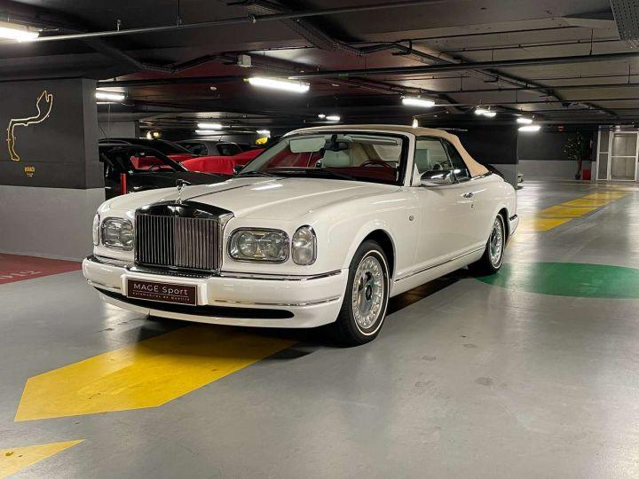Rolls Royce Corniche 6.7i V8 A Blanc Occasion - 2