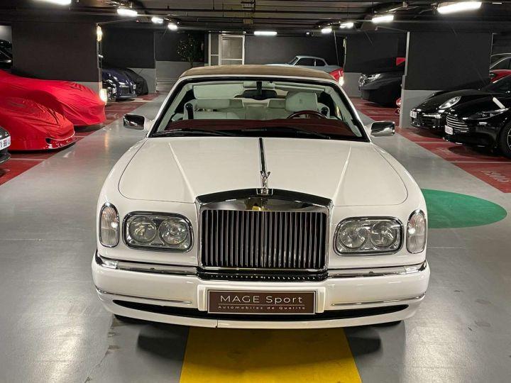 Rolls Royce Corniche 6.7i V8 A Blanc Occasion - 8