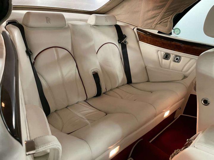 Rolls Royce Corniche 6.7i V8 A Blanc Occasion - 13