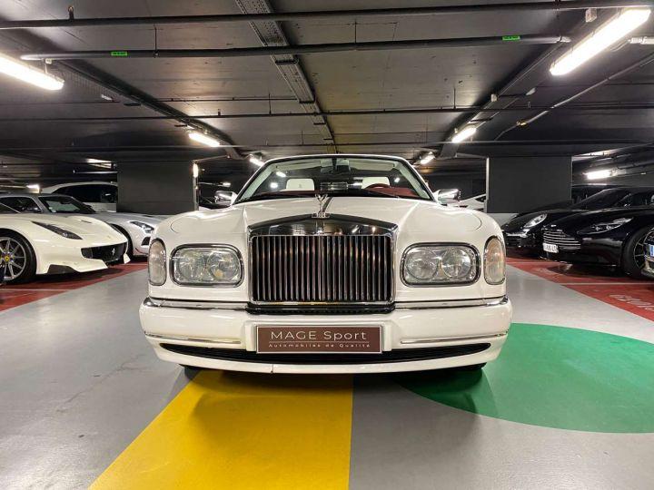 Rolls Royce Corniche 6.7i V8 A Blanc Occasion - 16