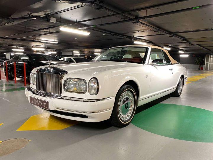 Rolls Royce Corniche 6.7i V8 A Blanc Occasion - 23