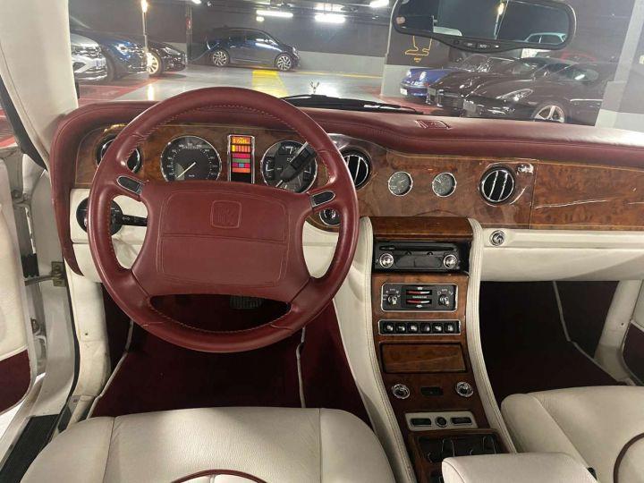 Rolls Royce Corniche 6.7i V8 A Blanc Occasion - 25