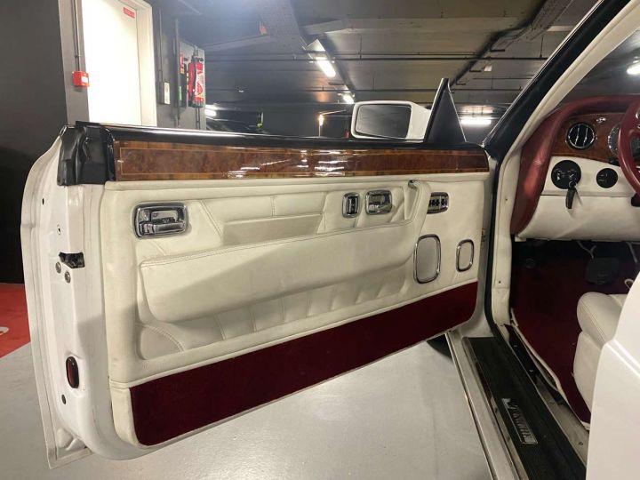 Rolls Royce Corniche 6.7i V8 A Blanc Occasion - 26