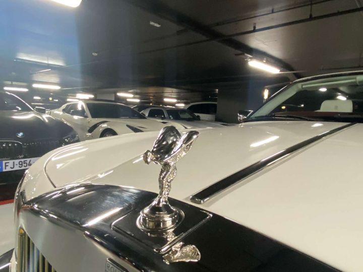 Rolls Royce Corniche 6.7i V8 A Blanc Occasion - 28