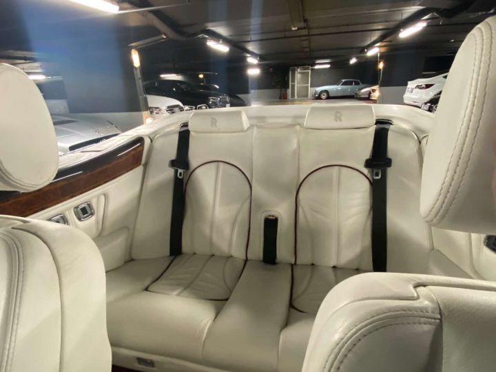 Rolls Royce Corniche 6.7i V8 A Blanc Occasion - 32