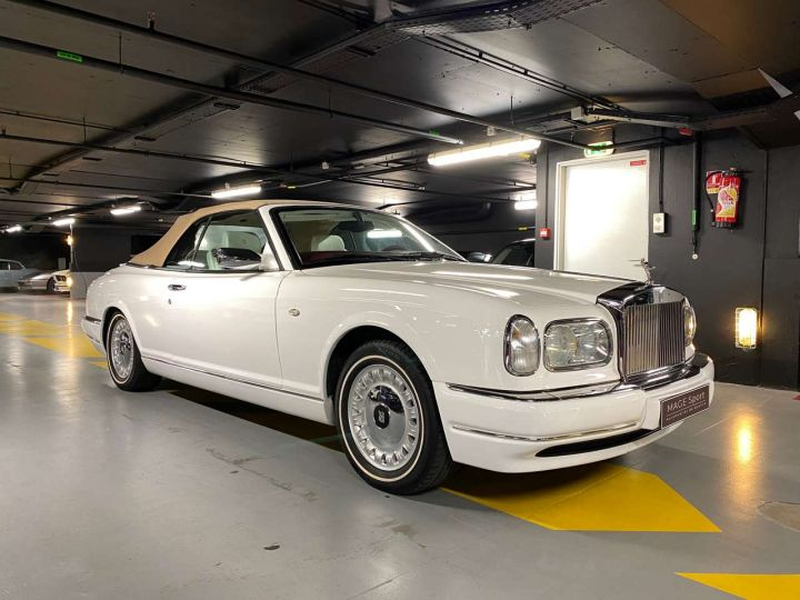 Rolls Royce Corniche 6.7i V8 A Blanc Occasion - 35