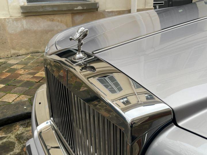 Rolls Royce Corniche V Last Of Line Silver Storm - 14