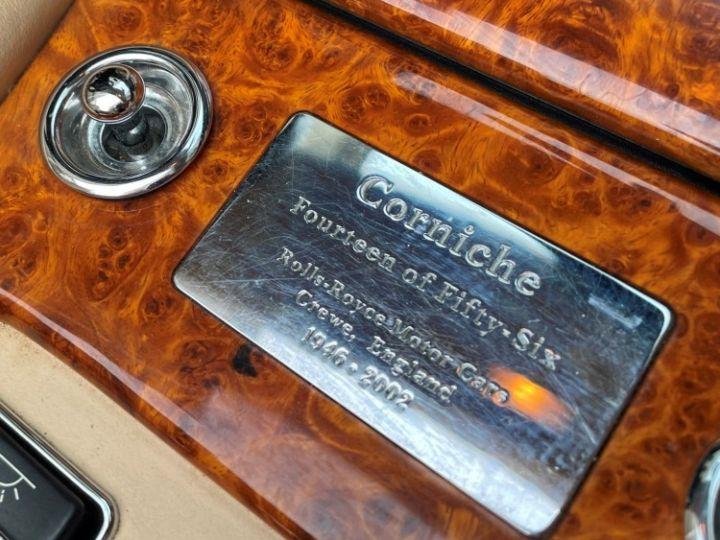 Rolls Royce Corniche V Last Of Line Silver Storm - 22