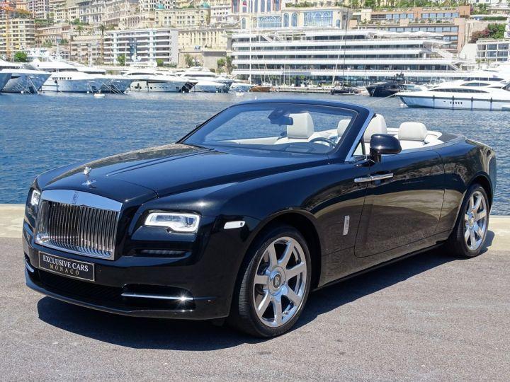 Rolls Royce Dawn 6.6 12 V 571 CV  - MONACO Noir Métal (Diamond Black) - 1