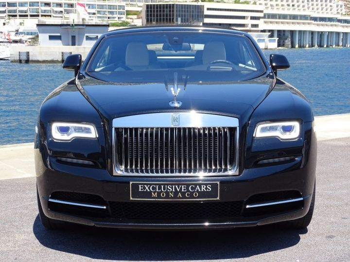 Rolls Royce Dawn 6.6 12 V 571 CV  - MONACO Noir Métal (Diamond Black) - 2