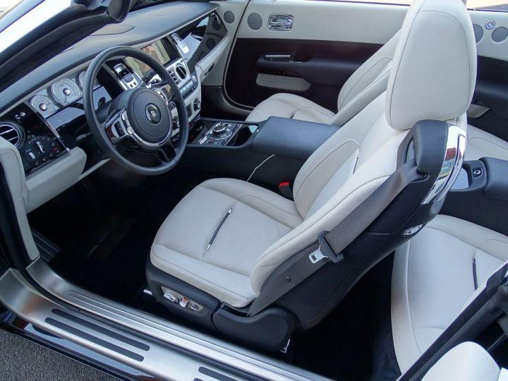 Rolls Royce Dawn 6.6 12 V 571 CV  - MONACO Noir Métal (Diamond Black) - 7