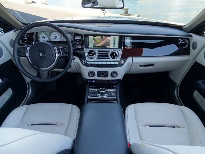 Rolls Royce Dawn 6.6 12 V 571 CV  - MONACO Noir Métal (Diamond Black) - 9