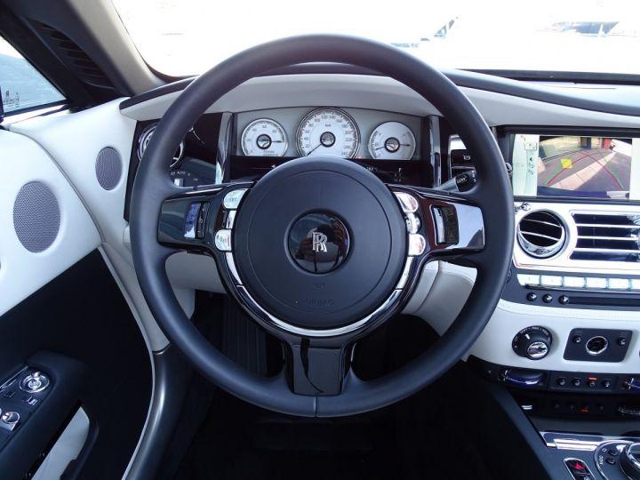 Rolls Royce Dawn 6.6 12 V 571 CV  - MONACO Noir Métal (Diamond Black) - 13