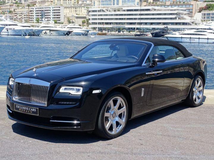 Rolls Royce Dawn 6.6 12 V 571 CV  - MONACO Noir Métal (Diamond Black) - 15