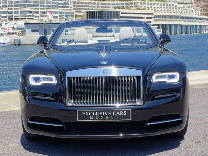 Rolls Royce Dawn 6.6 12 V 571 CV  - MONACO Noir Métal (Diamond Black) - 18
