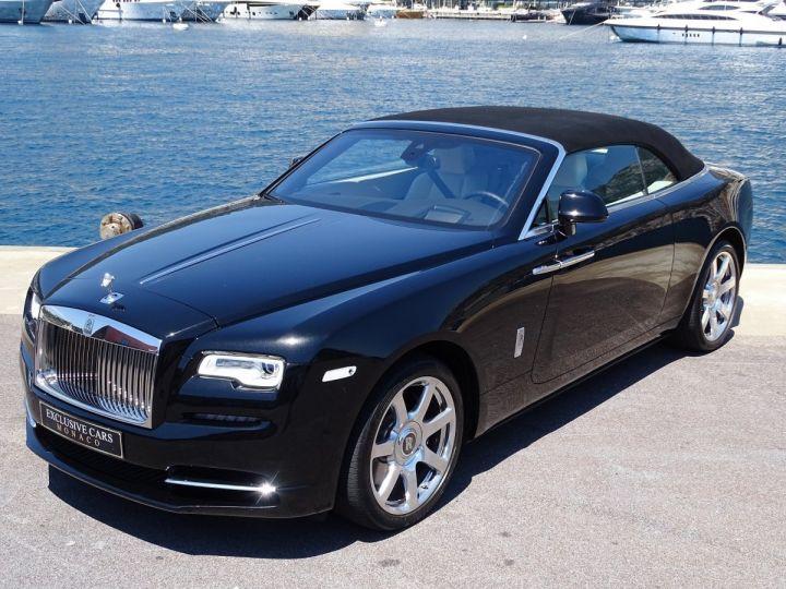 Rolls Royce Dawn 6.6 12 V 571 CV  - MONACO Noir Métal (Diamond Black) - 20