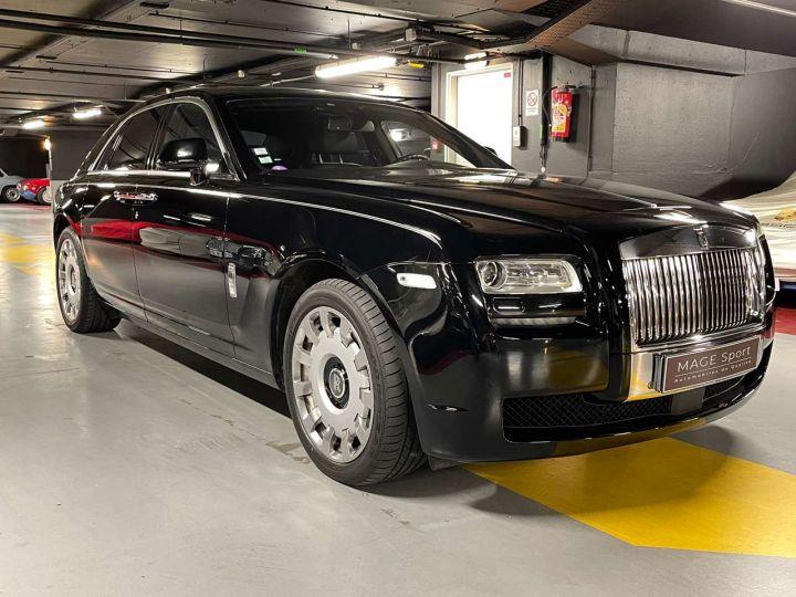 Rolls Royce Ghost 6.6 V12 570ch SWB A Noir Occasion - 2