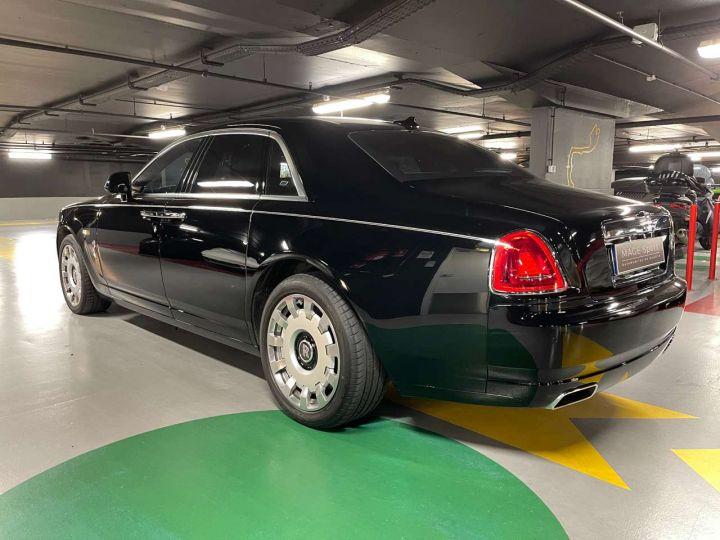 Rolls Royce Ghost 6.6 V12 570ch SWB A Noir Occasion - 3
