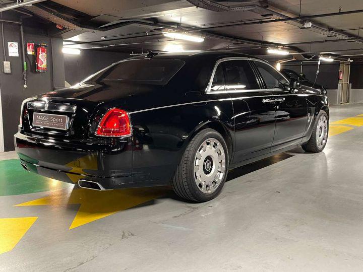 Rolls Royce Ghost 6.6 V12 570ch SWB A Noir Occasion - 6