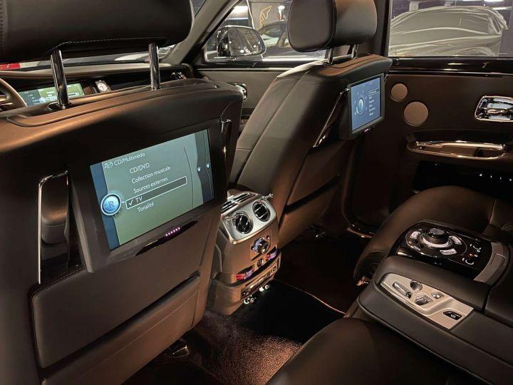 Rolls Royce Ghost 6.6 V12 570ch SWB A Noir Occasion - 8