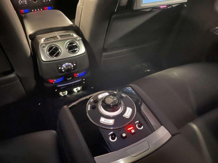 Rolls Royce Ghost 6.6 V12 570ch SWB A Noir Occasion - 10