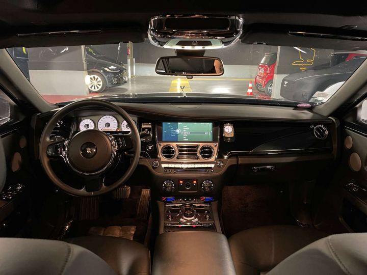 Rolls Royce Ghost 6.6 V12 570ch SWB A Noir Occasion - 12