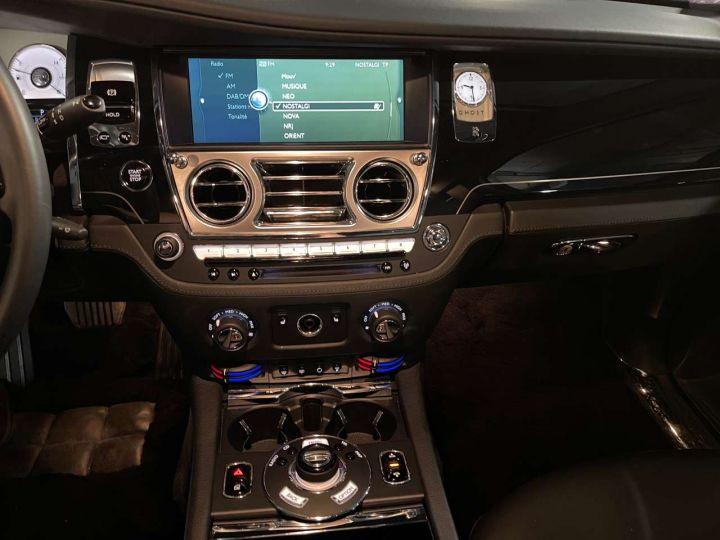 Rolls Royce Ghost 6.6 V12 570ch SWB A Noir Occasion - 14