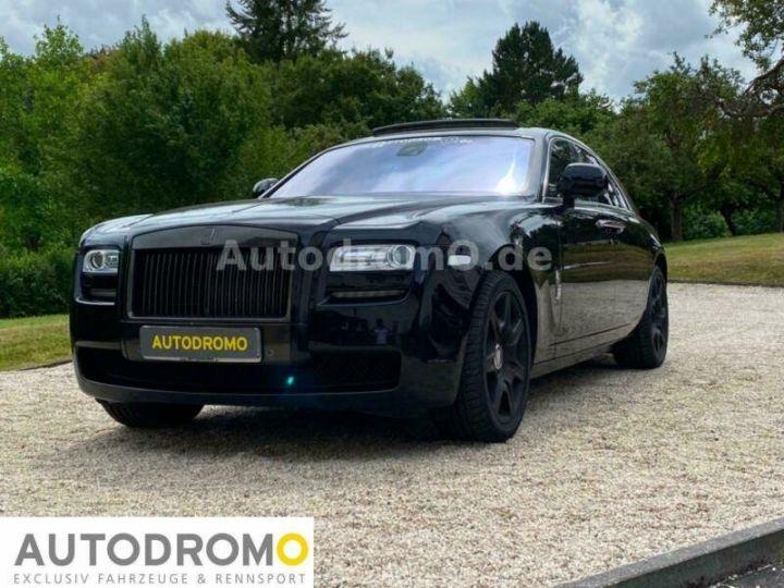 Rolls Royce Ghost Black Ed. V12 6.6 571cv *Livraison à domicile - Garantie 12 mois INCLUS - Noire Black ed. - 2