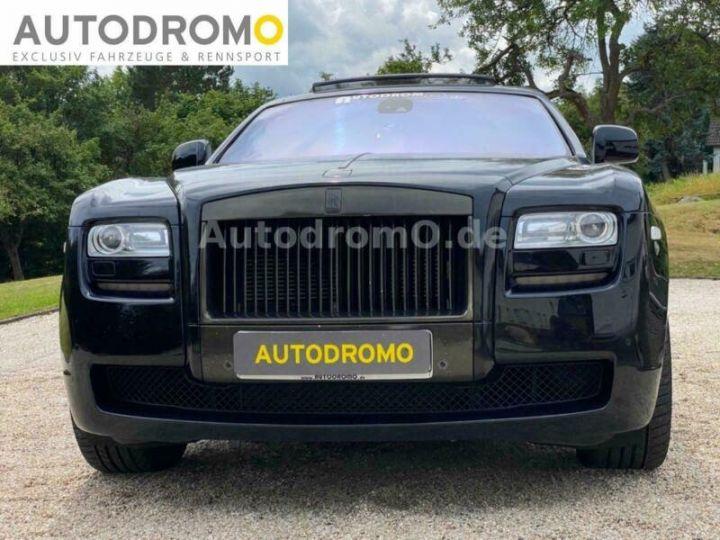 Rolls Royce Ghost Black Ed. V12 6.6 571cv *Livraison à domicile - Garantie 12 mois INCLUS - Noire Black ed. - 3