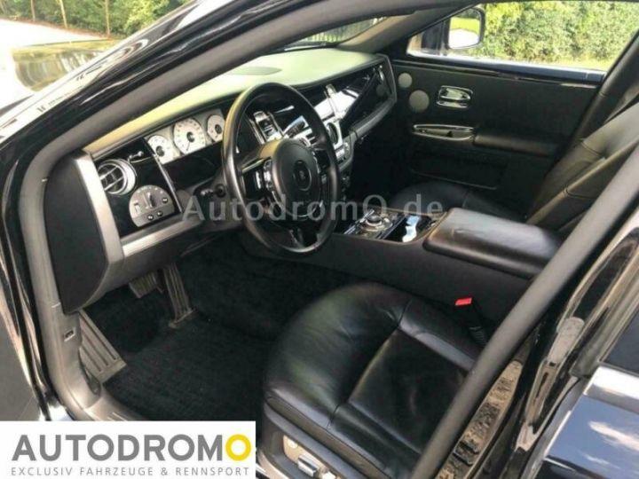 Rolls Royce Ghost Black Ed. V12 6.6 571cv *Livraison à domicile - Garantie 12 mois INCLUS - Noire Black ed. - 4