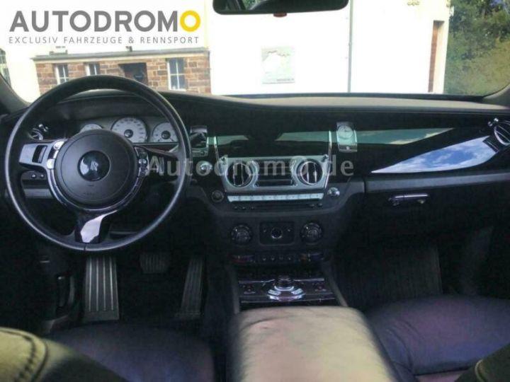 Rolls Royce Ghost Black Ed. V12 6.6 571cv *Livraison à domicile - Garantie 12 mois INCLUS - Noire Black ed. - 7