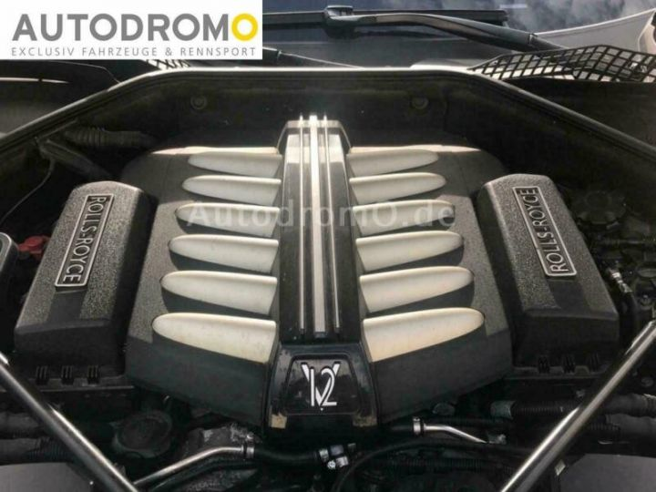 Rolls Royce Ghost Black Ed. V12 6.6 571cv *Livraison à domicile - Garantie 12 mois INCLUS - Noire Black ed. - 8